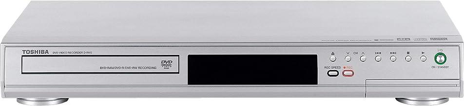 Toshiba D-RW2 DVD Player/Recorder (Renewed)