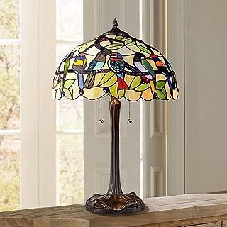 Best tropical birds robert louis tiffany table lamp Reviews