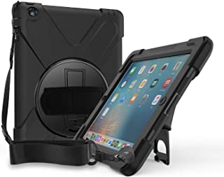 ProCase iPad 2 3 4 Case (Old Model), Rugged Heavy Duty Shockproof 360 Degree Rotatable Kickstand Protective Cover Case for...