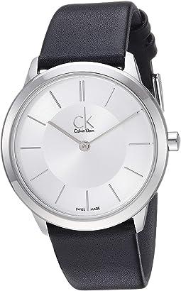 Calvin Klein - Minimal Watch - K3M221C6