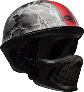 Bell Rogue Half-Size Motorcycle Helmet (Ghost Recon Camo, Large)