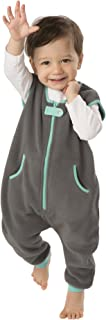 baby deedee Kicker Sack with Feet Sleep Bag, Teal, 18-24 M