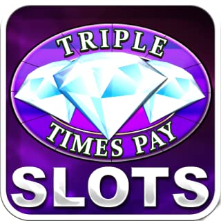 Triple Diamond Free Slots Machine