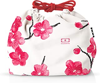 monbento - MB Pochette Lunch Bag - Sac bento Polyester - Idéal pour Les Lunch Box MB Original MB Square & MB Tresor (M, Bl...