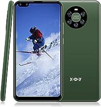 "Xgody Mate40 Smartphone Unlocked, 6.72"" HD Perforated..."