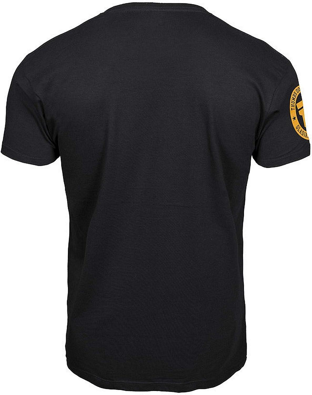 Thumbsdown Pulgares Down Krav Maga Camiseta Israel Sistema 67th Combat Dvsn. MMA. Gimnasio Entrenamiento. Marcial Artes Informal