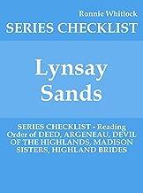Best lynsay sands highlander reading order Reviews