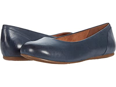 SoftWalk Sonoma (Blue Leather) Women