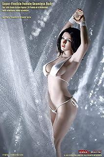 TBLeague 1/6スケール フィギュア 最新豊満 バクソム 巨乳 女性 素体 ボディ 少し肉付き グラビアモデル素体セット 最新アジアン 交換足 交換手 PHMB2019-S29B 小麦色