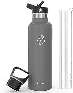 Buzio bouteille d/'eau 40 oz Noir environ 1133.96 g