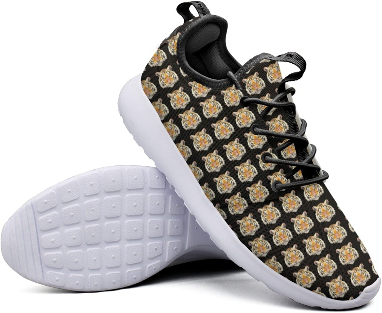 Fashion Sneaker For Women Triangle Tiger Rendy Lightweight Breathable Mesh Womens Running shoes