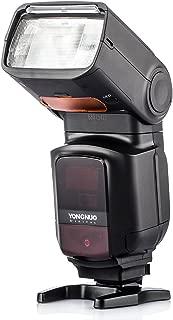 Flash Yongnuo Blitzausloeser Canon–Master ve YN968EX-RT HSS GN60için ISO 100
