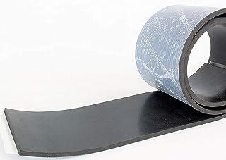 Vollgummi 9,5 Meter x 25 x 3 mm Gummistreifen Hartgummi selbstklebend 1,62 €//m