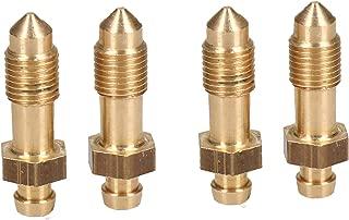 Graffe canalizzazione dei freni rivestito in gomma clip P 5//16 linee 10PK da 7,9 mm