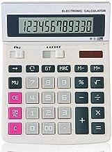 $48 » HAOPINZHI Multi- Function 12- Digit Battery Dual Powered Handheld Electronic Business Mini Solar Basic Desktop Office Calc...