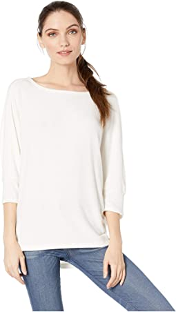 Brielle Madison Brushed Jersey Super Soft Cocoon Top