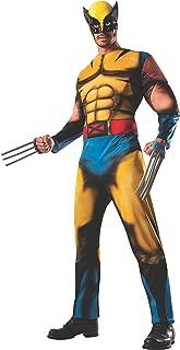 wolverine costume mens