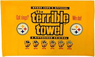 Pittsburgh Steelers Got Rings Terrible Towel 6x Super Bowl Champions