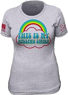 Best grunt style rainbow shirt Reviews
