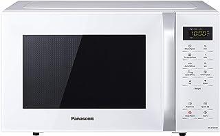 Panasonic Compact 25L Microwave Oven, White (NN-ST34HWQPQ)