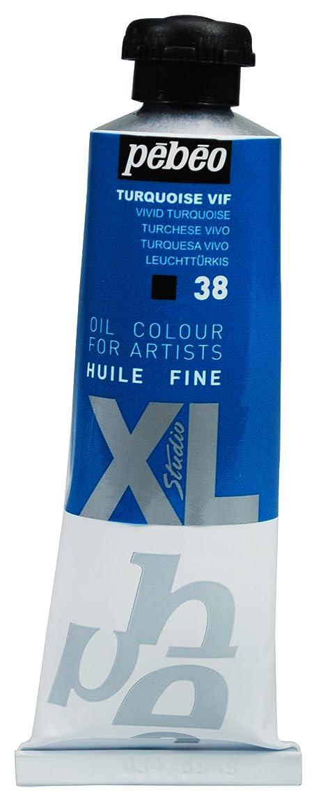 Pebeo Studio Xl Fine Oil 37-Milliliter, Vivid Turquoise