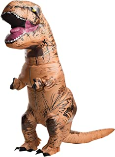 Adult Official Jurassic World Inflatable Dinosaur Costume