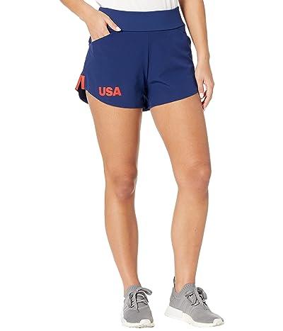 adidas Golf USA Pull-On Woven Shorts