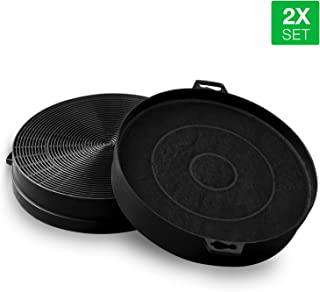 Carbon Filter Activated Carbon Filter for Cooker Hood Like AEG 5026385100//3 Type 150 435 x 217 mm