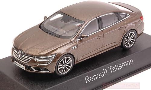 marca NOREV NOREV NOREV NV517742 Renault Talisman 2016 Vison marrón 1 43 MODELLINO Die Cast Model  venderse como panqueques