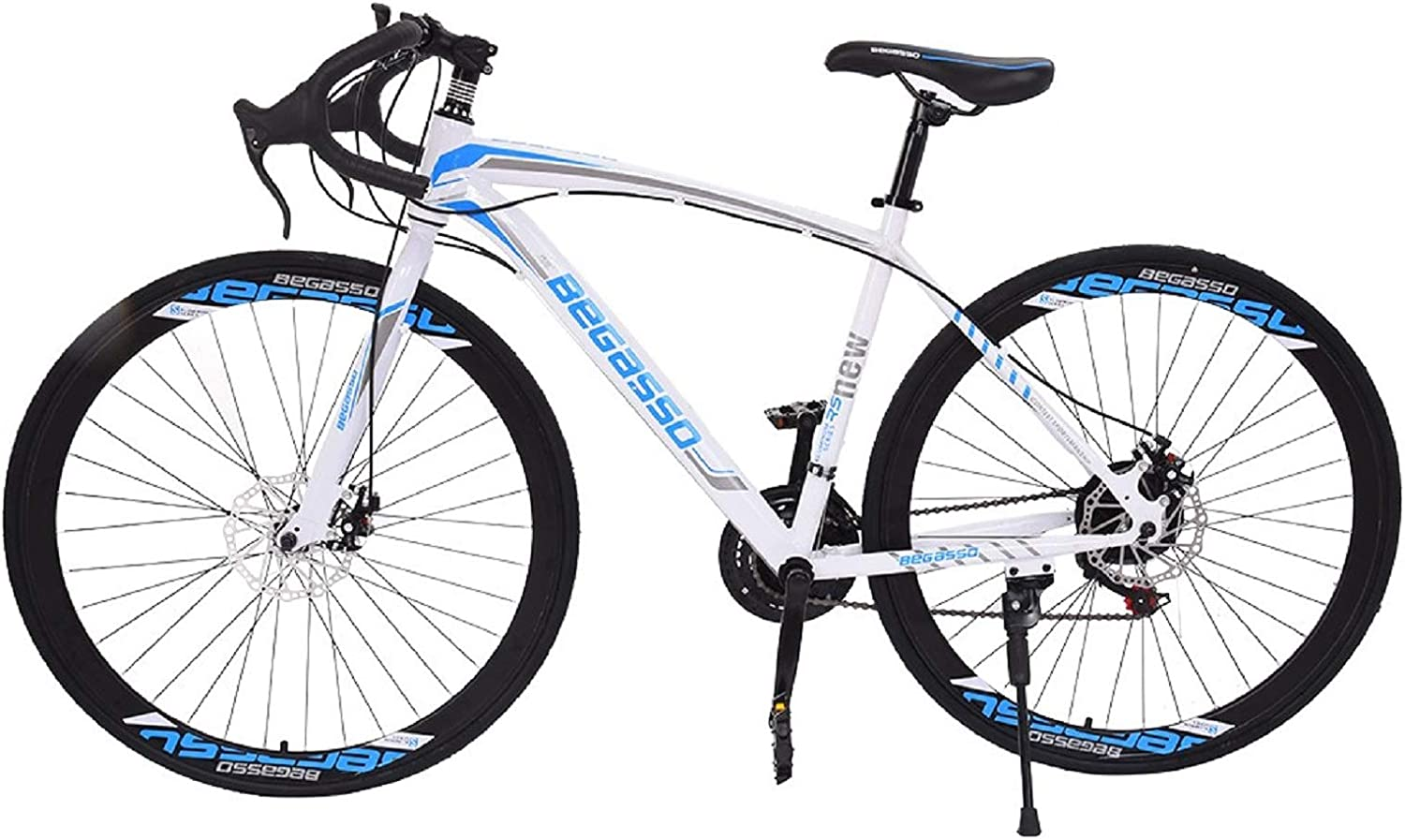 LYBOHO 26 inch Lightweight Durable Aluminum Begass Bicycles Road Popular shop is the lowest price challenge New life