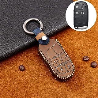 Funda protectora de silicona para llave de mando a distancia de Chrysler Dodge Jeep CV4751 BROVACS CV4751 color verde claro