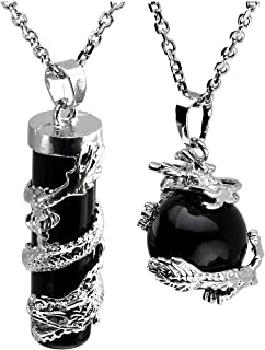 Best chinese crystal necklace Reviews