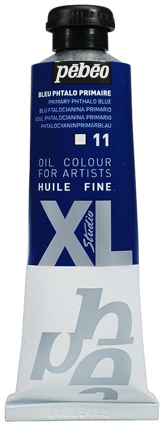 PEBEO Studio XL Fine Oil 37-Milliliter, Primary Phtalo Blue ir560959364512