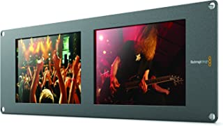Blackmagic Design Smartview Duo Rackmountable Dual 8