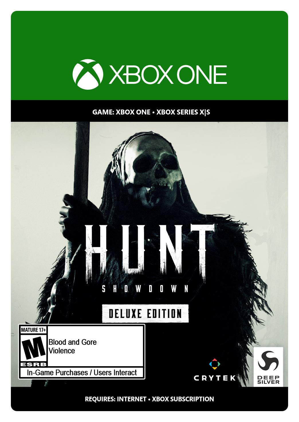 Hunt: Showdown Deluxe - Xbox Series Digital X Max Outlet sale feature 79% OFF Code