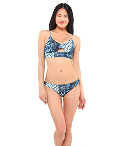 Jessica Simpson Batik Babe Twisted Tab Hipster Bottoms