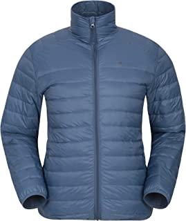 Mountain Warehouse Featherweight Mens Down Puffer Jacket - Packaway