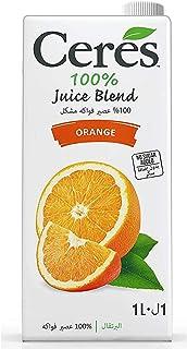 Ceres Orange 100 Percent Fruit Juice, 1 Litre