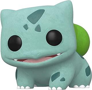 Funko Pop! Games: Pokemon - Flocked Bulbasaur, Spring Convention Exclusive