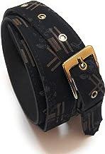 Women's Formal Casual Plus Size Printed Belt (Multicolour, 3X-Large)