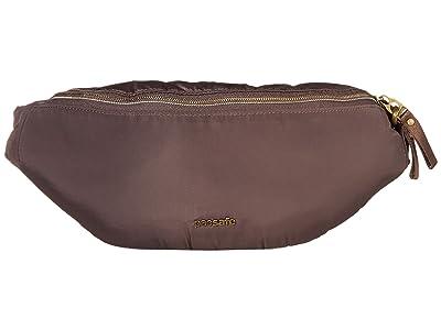 Pacsafe Stylesafe Sling Pack (Mocha) Handbags