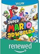 Super Mario 3D World - Nintendo Wii U (Renewed)