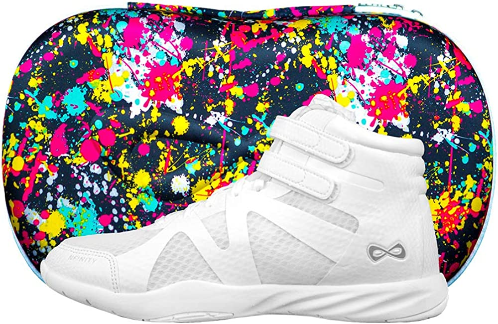 Nfinity Beast Mid-Top Cheer Shoe - All-Surface Cheerleading - High Ankle