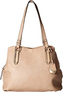 Ryanne Top Zip Tote Shopper