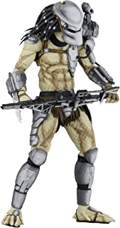 "NECA - Alien vs Predator (Arcade Appearance) - 7"" Scale Action Figure - Warrior Predator"