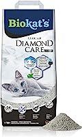 Biokat'S 4002064613321 Bezzapachowy Żwirek dla Kotów z Aktywnym Węglem i Aloesem, 10 L