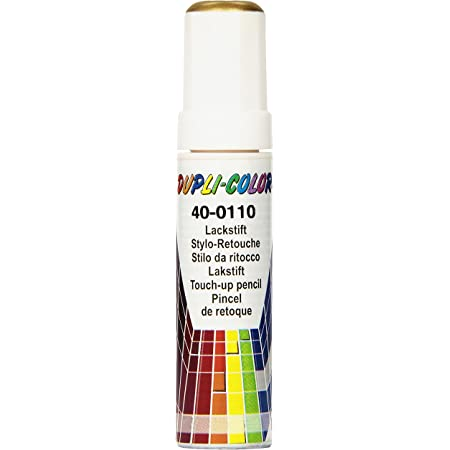 Dupli Color 601712 Auto Color Lackstifte 12 Ml Gold Metallic 40 0110 Auto