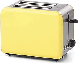 yellow dualit toaster