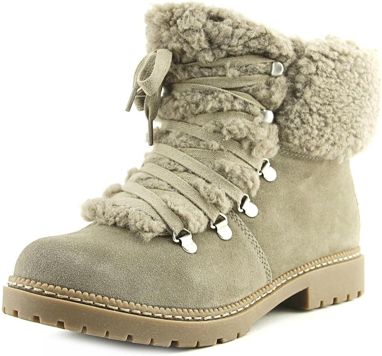 INC International Concepts Womens Pamelia Closed Toe Ankle Fashion Boots