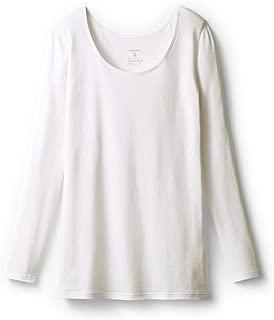 [ベルメゾン] あったか インナー ホットコット 綿混 長袖 C14793 レディース